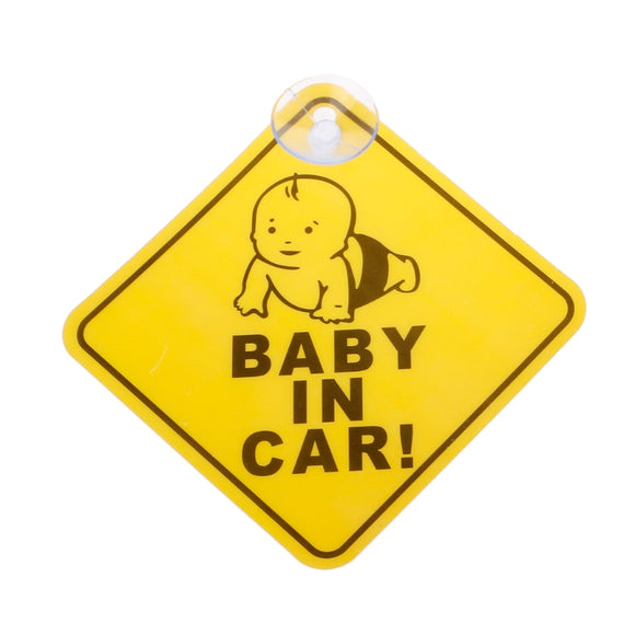 Baby On Board Car Sticker