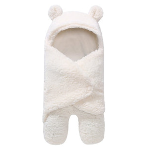 Plush Receiving Swaddle