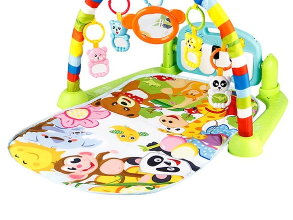 Music Play Activity Mat