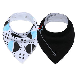 2 pc Bandana Drool Bibs - Runtz PlayPin