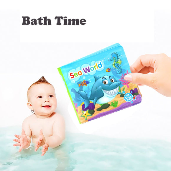 Baby Bath Development Books