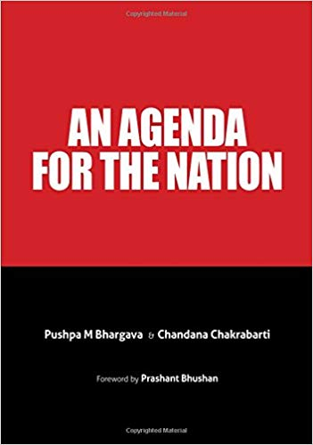 An Agenda for the Nation - Pushpa M. Bhargava, Chandana Chakrabarti
