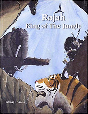Rajah King Of The Jungle - Balraj Khanna