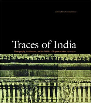 Traces of India - Maria Antonella Pelizzari