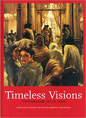 Timeless Visions Contemporary Art India - Susan S. Bean