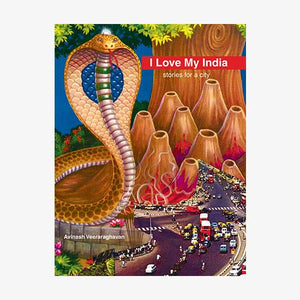 I LOVE MY INDIA - Avinash Veeraraghavan