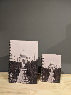 Wiro Notebook Taj Mahal