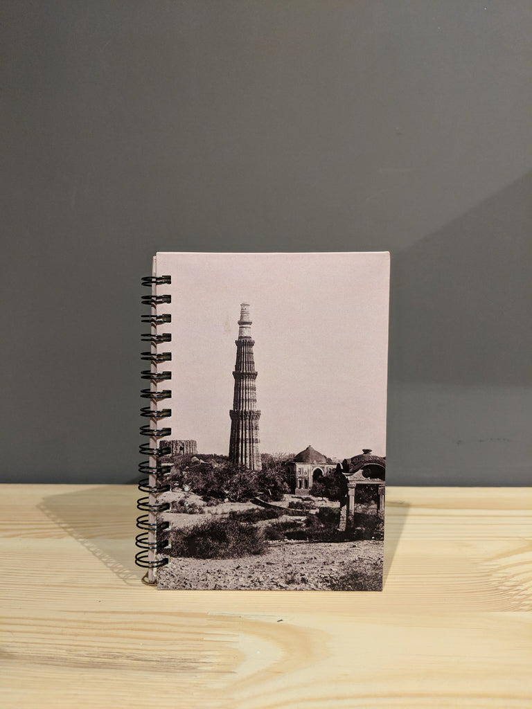 Wiro Notebook Qutub Minar