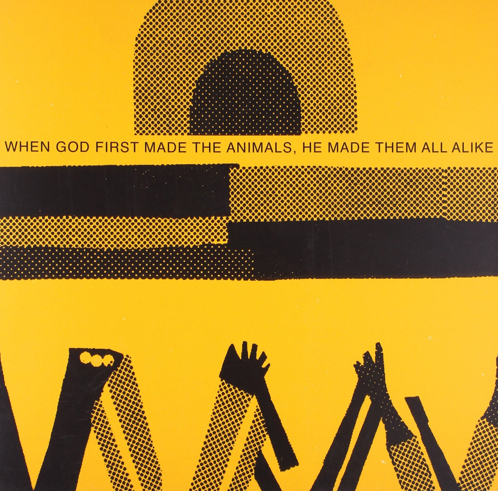 When God made the Animal, He made them all Alike - K. G. Subramanyan