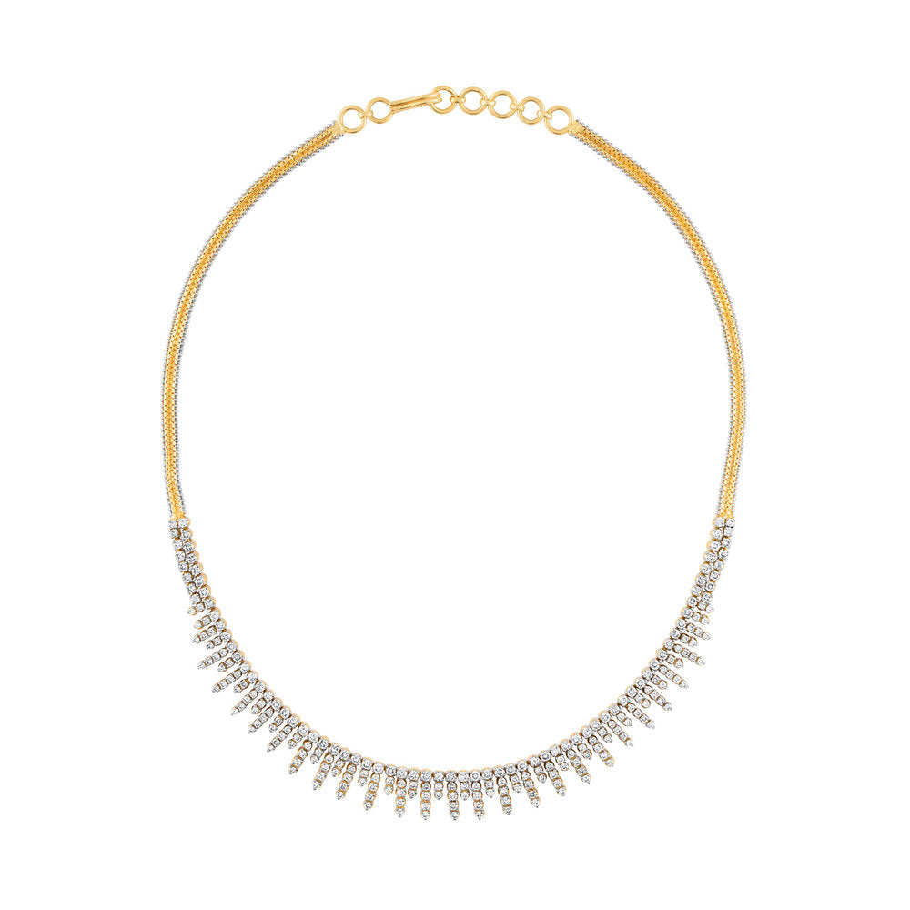 Cuban Queen Diamond Necklace