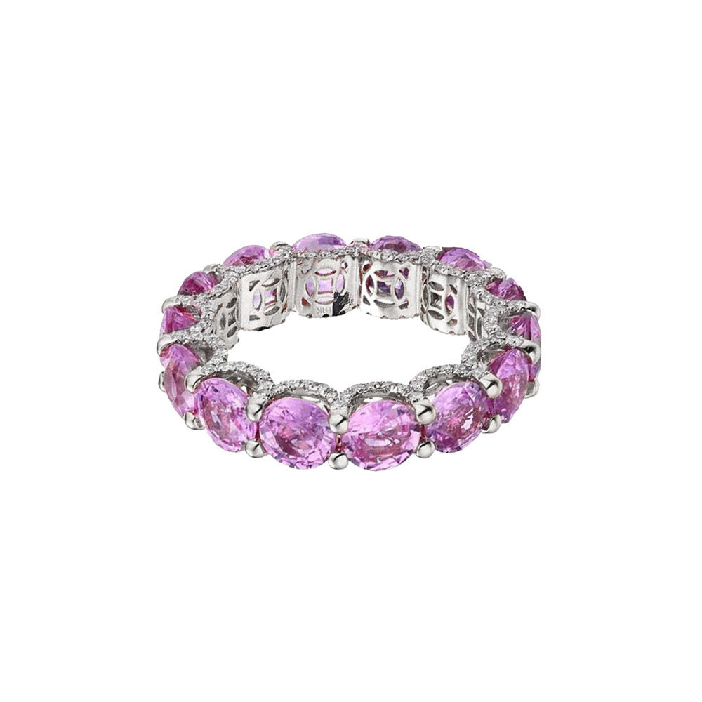Holy Pink Sapphire Ring