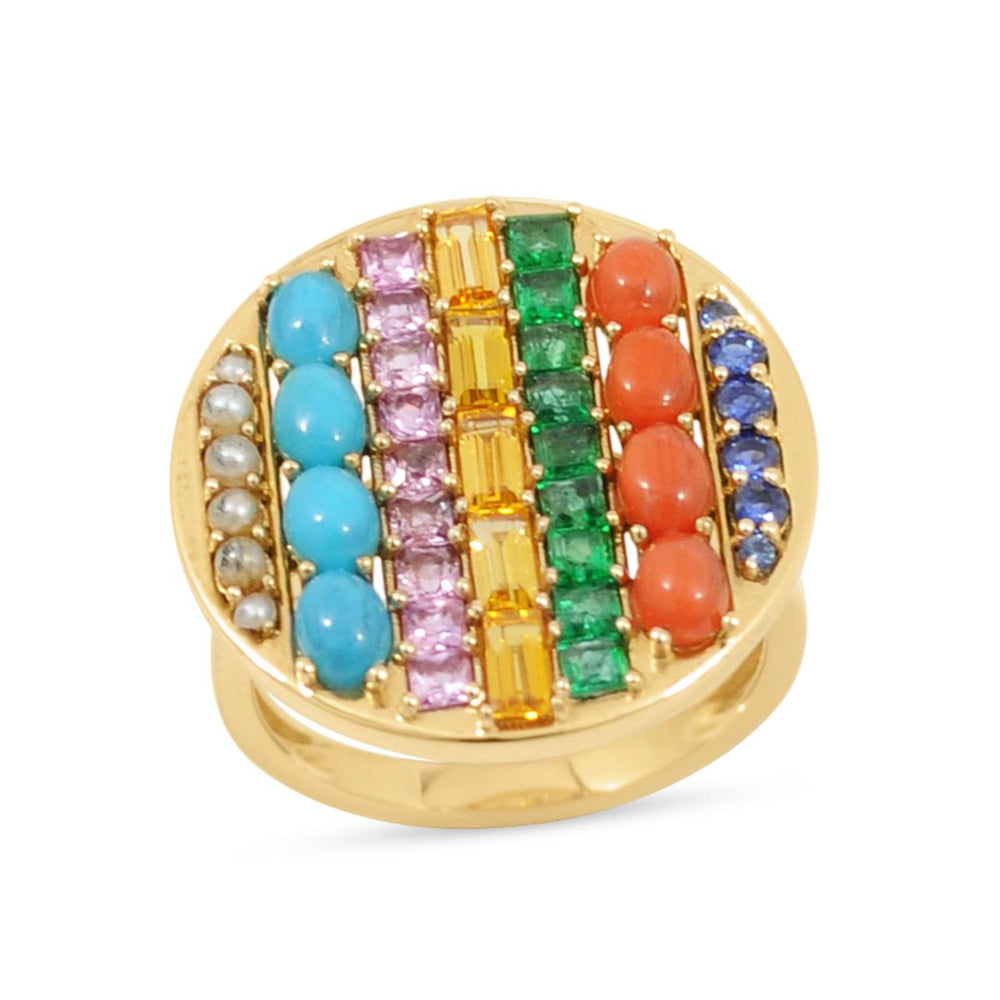 Del Toro Cocktail Ring