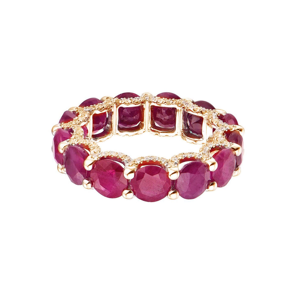 Holy Ruby Ring