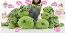 Stuffed Animal Cushion Monkey Turtles Plush Toy Dolls Tortoise Soft For Kids Gift - Center Of Treasures