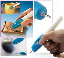Engraving Pen Electric Carving Pen Machine Graver Tool Engraver Steel Jewelry Engraver Pen Kit - Center Of Treasures