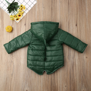Girls Boys Jacket Hooded Coat Children Clothing 3d Dinosaur Toddler Outerwear - Center Of Treasures
