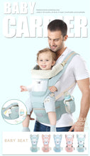 Baby Carrier Waist Stool Newborn Walkers Cotton Mesh Summer Autumn Backpack Hipseat Travel Front Facing Pouch Wrap Kangaroo - Center Of Treasures