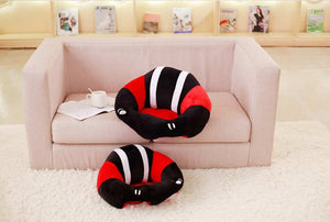 Baby Pillow Car Seat Infant Toddler Kids Baby Support Seat Sit Up Soft Chair Cushion Sofa Plush Pillow Toy Bean Bag Animal Sofa Seat - Center Of Treasures
