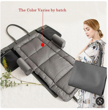 Diaper Bag Best Stylish Organization Fold Able Portable In Bag Baby Bed Multi Functional Folding Pressure Resistant Mattress Travel Baby Bed Sleeping Bag Diaper Changing Ultimate Mommy Travel Cot Tote Bag - Center Of Treasures