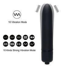 14 Color 1/10 Speed Mini Bullet Vibrator for Women Waterproof Clitoris Stimulator Dildo Vibrator Sex Toys for Woman Sex Products - Center Of Treasures