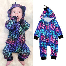 Baby Rompers Rabbit Dinosaur Cute Cartoon Infant Girl Boy Jumpers Kids Baby Outfits Clothes Spring Autumn - Center Of Treasures