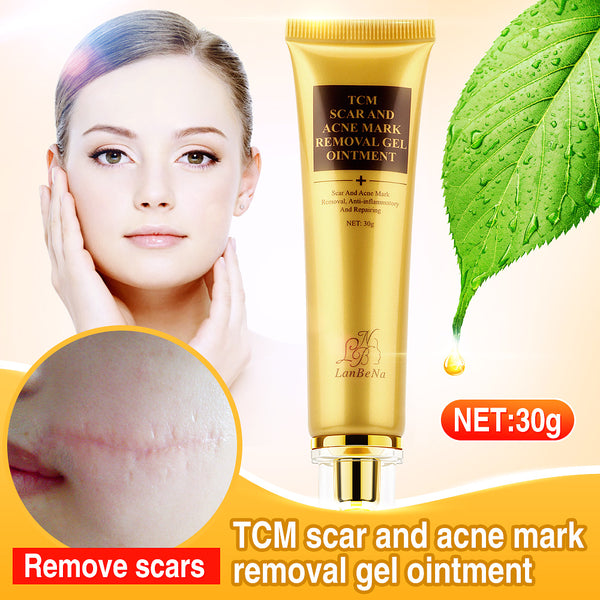 Stretch Marks Remove Acne Scar Treatment Cream Face Whitening Cream Pimple Scar Pregnancy Nourish Postpartum Body Skin Cream - Center Of Treasures