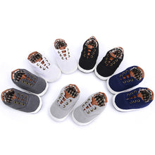 Baby Shoes Sneakers Newborn Infant Boys Non Slip Boy Fashion Cute First steps 2019 Spring Solid Canvas Baby Moccasins Shoes Baby Boys Lace Up Shoes Leisure Sneakers Fashion Soft Sole - Center Of Treasures