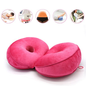 Foldable Dual Comfort Cushion Cushion Multi-functional Plush - Center Of Treasures