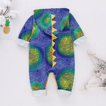 Baby Clothes Dinosaur Costume Rompers Newborn Jumpsuit Long Sleeve Boy Clothes Fall Infant Hoodie - Center Of Treasures