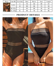 One Piece Swimsuit Women High Neck Bandage Cross Back Neck Monokini Swimwear Bathing Suits - Center Of Treasures