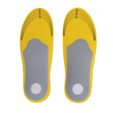 2 Pack X Plantar Fasciitis Insoles Free Size Sports Insole Pad Running Trekking Thickening Shock Absorption Unisex Insole Arch Support Breathable Shoes Pad - Center Of Treasures