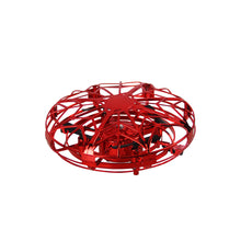 360 Ufo Drone Intelligent Throw Induction Flying Saucer Infrared Vehicle Suspension Rotation Aircraft Toy Kids Gift - Center Of Treasures