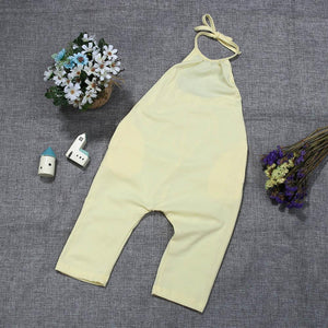 Jumpsuit Overalls Toddler Girl Children Harem Casual Summer Kids Bodysuits - Center Of Treasures