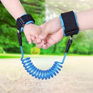 Adjustable Kids Safety Harness Child Wrist Leash Anti-lost Link Children Belt Walking Assistant Baby Walker Wristband Toddler Baby Safety Harness - Center Of Treasures