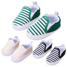 Baby Boys Girls Kids Shoes Sneakers Cute Non-Slip Striped Toddlers Newborn Children First Walkers Soft Bottom Walking Shoes Bebes Zapatos Ninas Infantil Crib infant Shoes - Center Of Treasures
