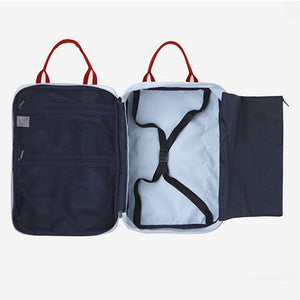 Multifunctional Weekend Bag Nylon Duffle Bag Men Small Travel Bags Foldable Suitcase Big Capacity Weekend Bag Female Packing Cubes Tote Luggage - Center Of Treasures