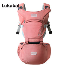 Baby Carrier Hipseat Breathable Portable Kangaroos Baby Backpack For Carring Children Wrap Infant Sling Ergonomics 1-36M - Center Of Treasures