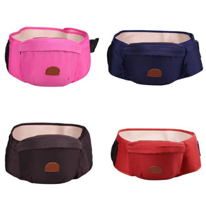Baby Carrier Waist Stool Walkers Baby Sling Hold Waist Belt Hipseat Belt Kids Infant - Center Of Treasures