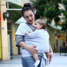 Baby Carrier Sling For Newborns Soft Infant Wrap Breathable Wrap Hipseat Breastfeed Birth Comfortable Nursing Cover - Center Of Treasures