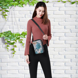 Women Cross body Bags Marine life Printing for Kids Girls Casual Mini Female Children Messenger Bags Bolsos Mujer - Center Of Treasures