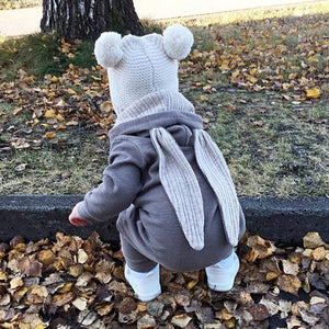 Autumn Winter New Born Baby Clothes Unisex Halloween Clothes Boy Rompers Kids Costume For Girl Infant Jumpsuit 3 9 12 Month - Center Of Treasures