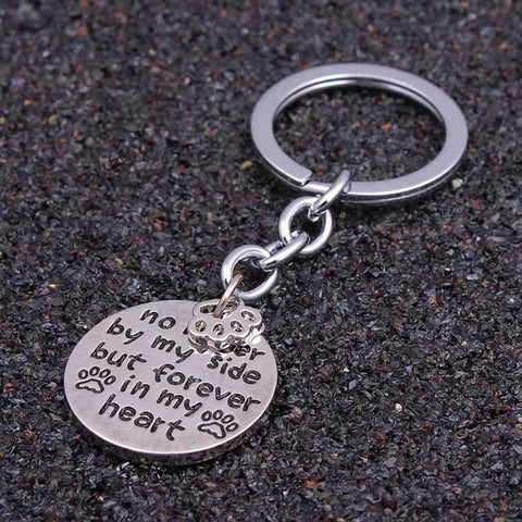 Forever in my heart Keychain