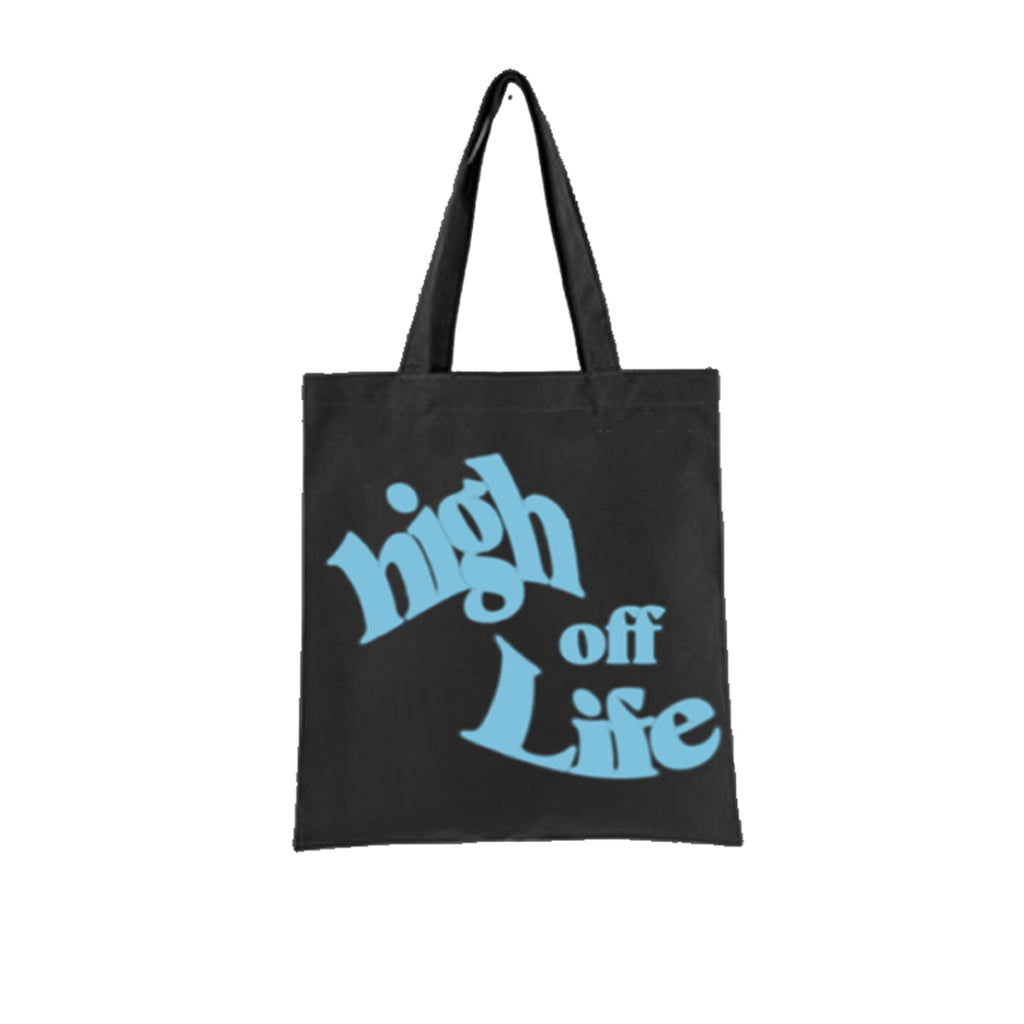 High Off Life Tote Bag