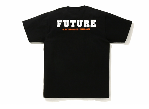 BAPE® x FUTURE Tee- Black