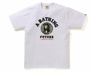 BAPE® x FUTURE Tee-White