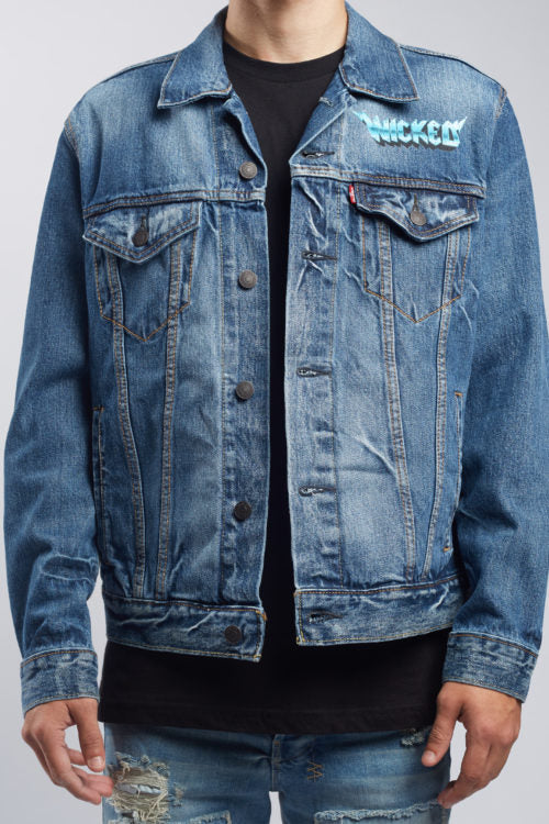 Wicked Jacket – Denim
