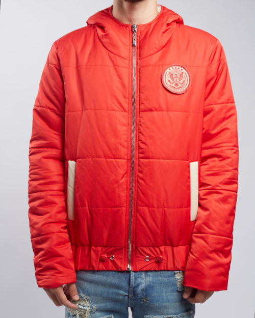 FBG Winter Jacket – Red