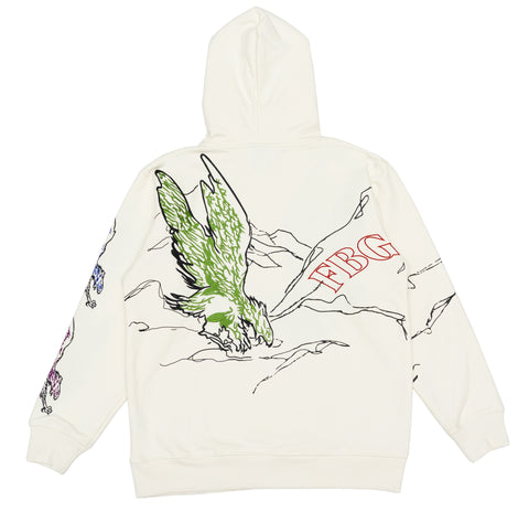 Flying Wings - Hoodie