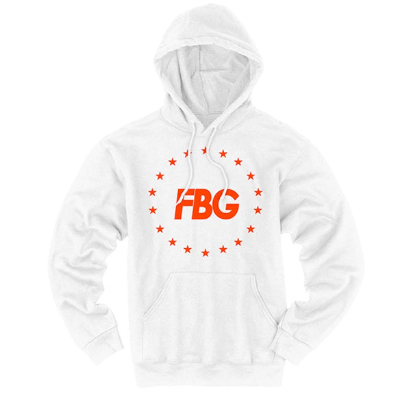 FBG ALL STAR HOODIE - Red