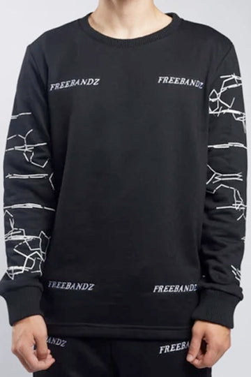 Freebandz Global Crewneck
